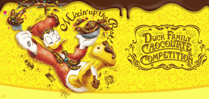 Tokyo Disney Resort to Open Up New Chocolate Crunch Shop to Celebrate 35th Anniversary 1