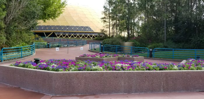 Epcot's Festival Center To Remain Closed During Flower and Garden Festival 1