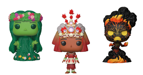Disney FUNKO Toy Fair New York Reveals