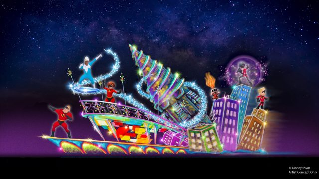 Pixar Pier Opening Date Announced With New 'Inside Out' Themed Attraction 1