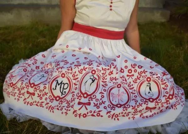 Mary Poppins Dress