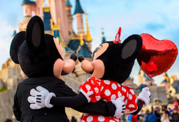 Nothing is More Romantic Than Spending Valentine's Day at Disneyland Paris 1