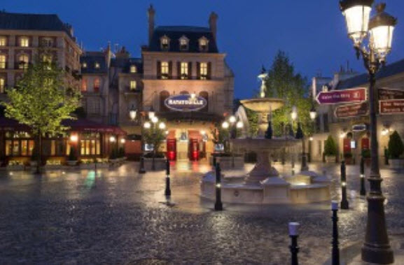Nothing is More Romantic Than Spending Valentine's Day at Disneyland Paris 2