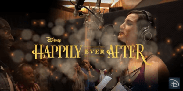 "The Voices behind ""Happily Ever After"""