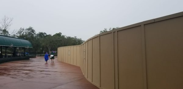 PHOTOS: The Skyliner is Going Vertical in Epcot! 2