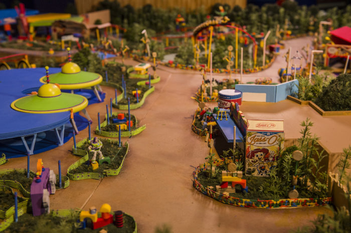 Everything We Know So Far About Alien Swirling Saucers In Toy Story Land 6
