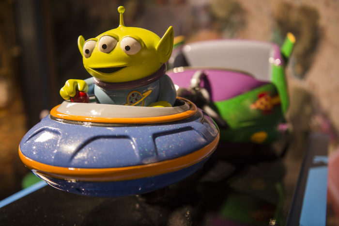 Everything We Know So Far About Alien Swirling Saucers In Toy Story Land 3