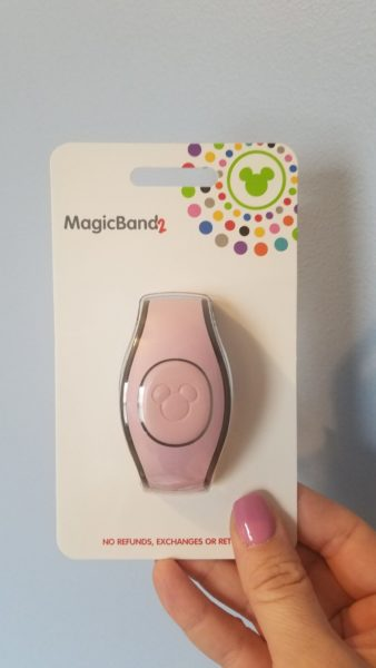 Free Millennial Pink MagicBand