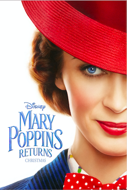 Check Out the First Trailer From 'Mary Poppins Returns' 1