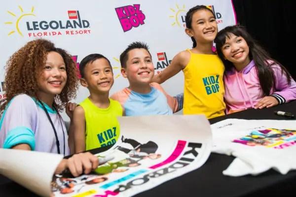 KIDZ BOP Kids Bring Live Concert Tour Back To Legoland Florida 4