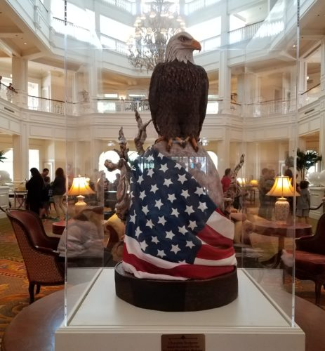 Grand Floridian Unveils Whimsical 2018 Easter Egg Display 2