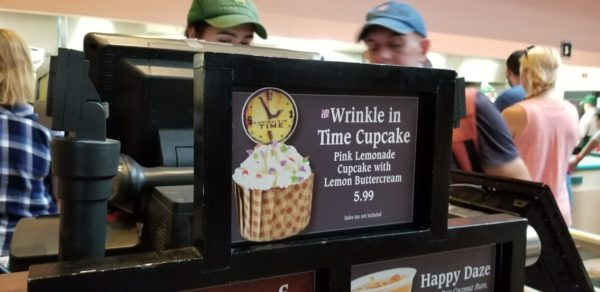 A Wrinkle in Time Cupcake Now at Hollywood Studios 2