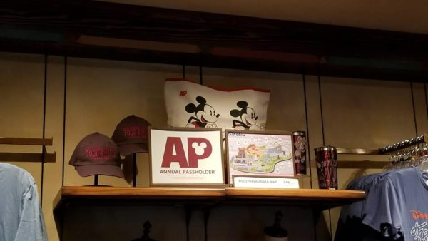 Disney California Adventure Food and Wine Festival Annual Passholder Merchandise 3