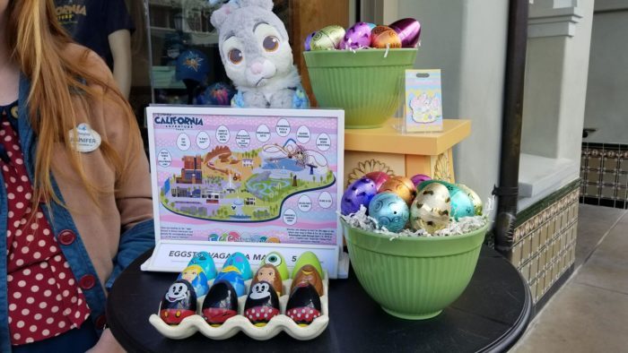 Disney California Adventure Egg-stravaganza Returns for 2018! 1