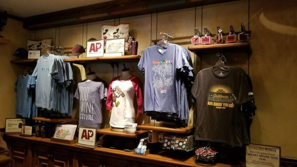Disney California Adventure Food and Wine Festival Annual Passholder Merchandise 1
