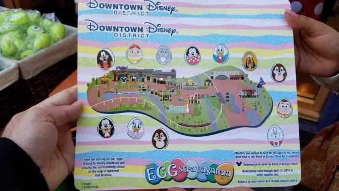 Downtown Disney District Eggstravaganza Returns for 2018! 1