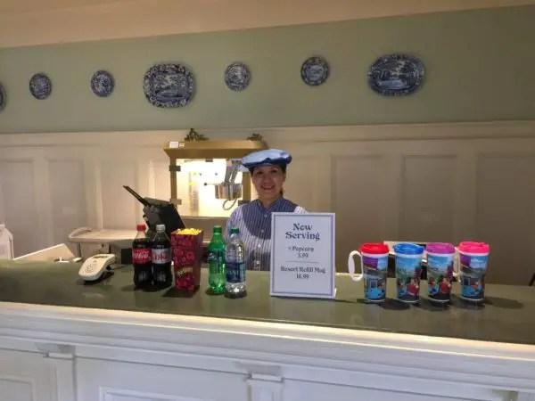 BoardWalk Inn's New Snack Bar
