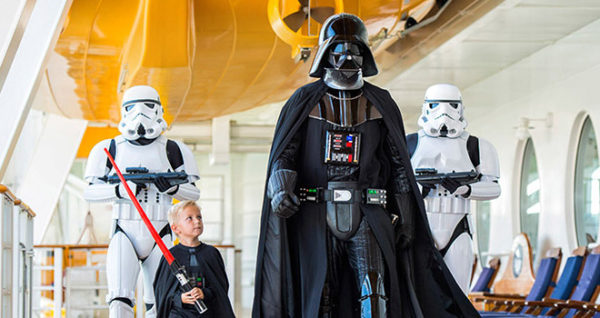 Disney Cruise Line Offers Special Themed Sailings 3