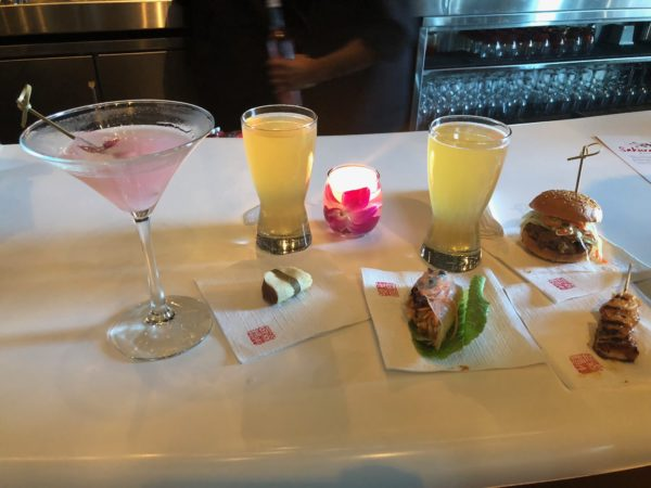 Review: Morimoto Sakura Festival – Crooked Can Happy Hour! 7