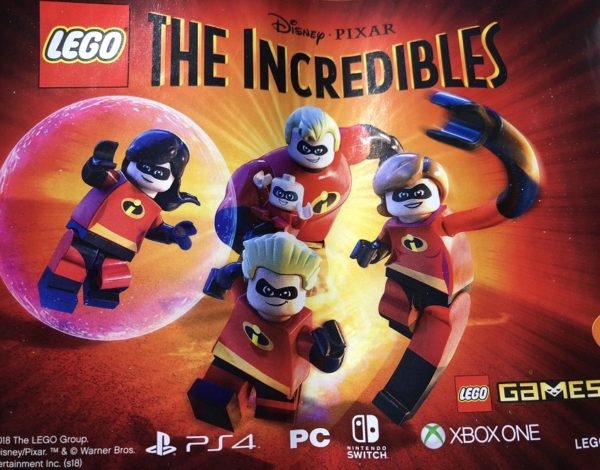 Lego Incredibles Video Game