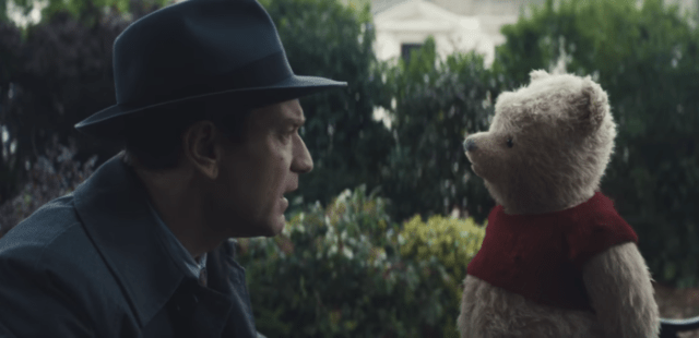Winnie the Pooh Returns to the Big Screen in Disney's New Film Christopher Robin 1