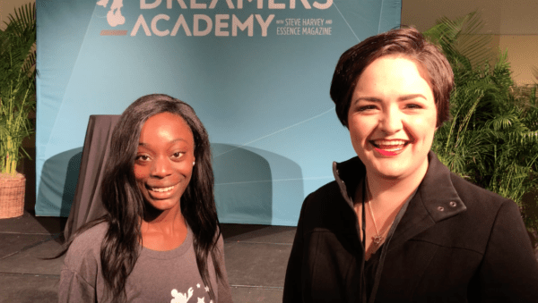 Disney Dreamers Academy 2018: Interview with Dreamer Eamilia! 1