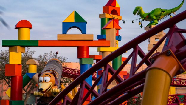 See Toy Story Land Come to Life With a Look Back at Images Released by Disney 6