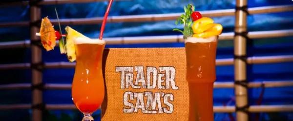 Menu Changes at Tangaroa Terrace and Trader Sam's at Disneyland Hotel 2