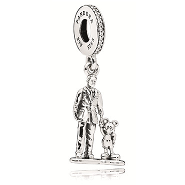 e2b257cea Gorgeous new Disney Parks Exclusive Pandora Charms and a new Bangle are now  available! Beautiful new charms, including one featuring Walt and Mickey  are ...