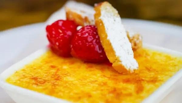 Vanilla Crème Brûlée at Storytellers Cafe! 1