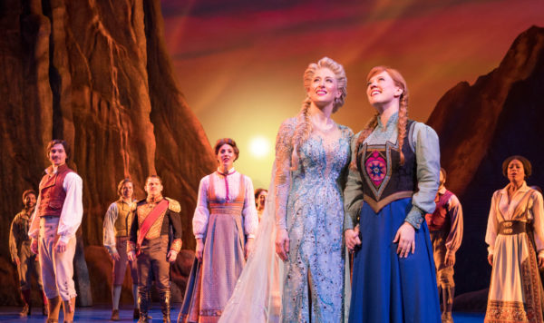 New Official Trailer for Frozen on Broadway 1