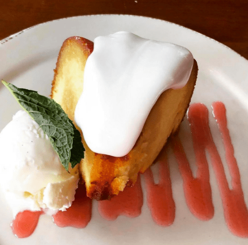 Shine Cake at Chef Art Smith's Homecomin' in Disney Springs 1