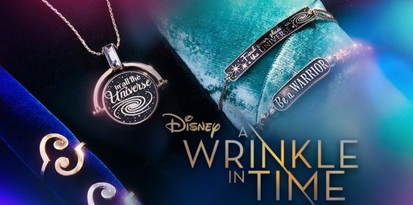 A Wrinkle in Time Alex and Ani Collection