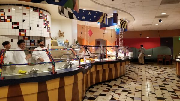 New Character Dining Coming to Disneyland Resort Hotels 2