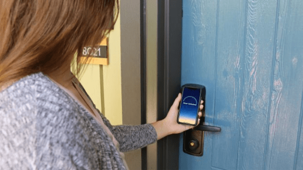 New Digital Key Feature Now Available at Disney's Wilderness Lodge 1