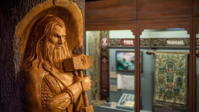 'Gods of the Vikings' Exhibit Opens at theNorway Pavilion in Epcot 1