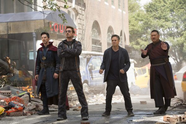 Movie Review Avengers: Infinity War 1