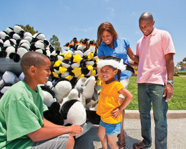 SeaWorld Just For Kids