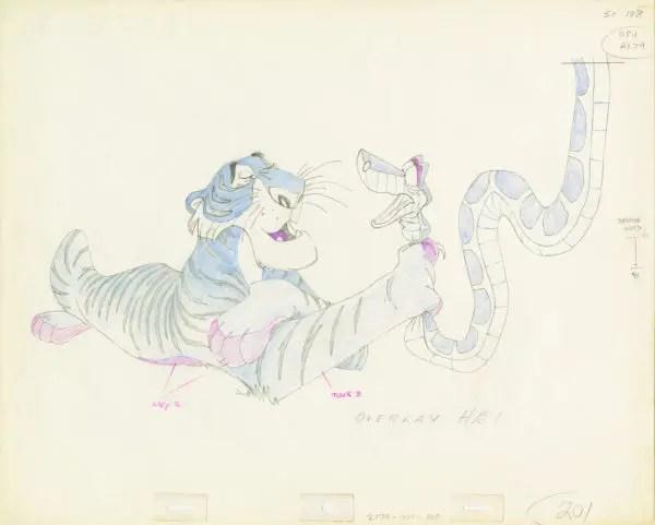 The Walt Disney Museum Is Opening A New Exhibit: Walt Disney's Nine Old Men: Masters of Animation 3