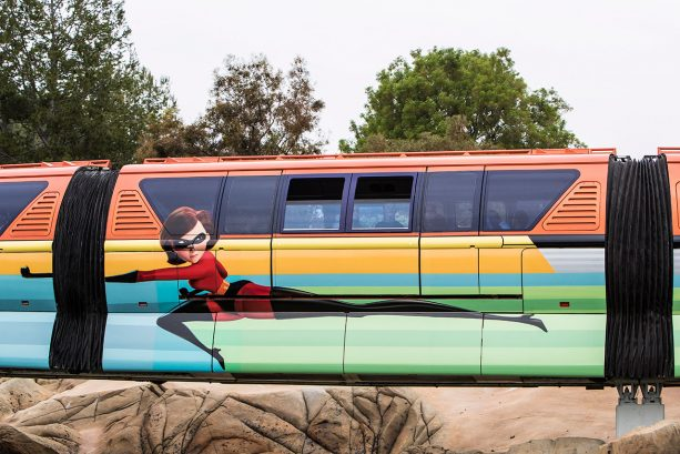 Disneyland Unveils Pixar-themed Monorail Enhancements in Celebration of Pixar Fest 4
