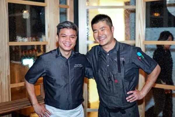 Morimoto AsiaChef de Cuisine