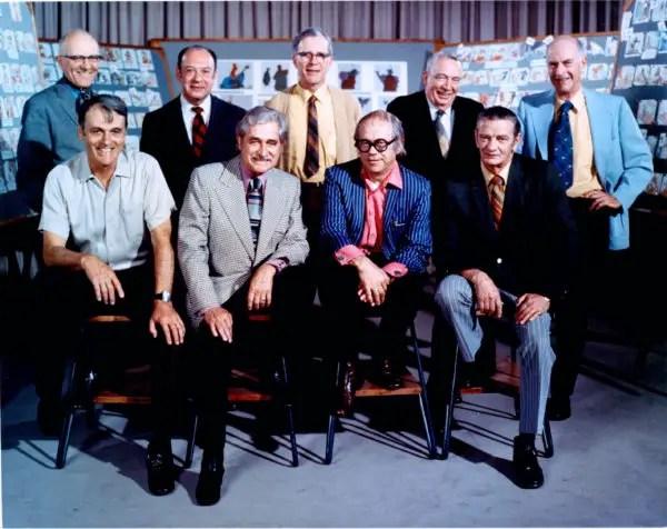 The Walt Disney Museum Is Opening A New Exhibit: Walt Disney's Nine Old Men: Masters of Animation 2