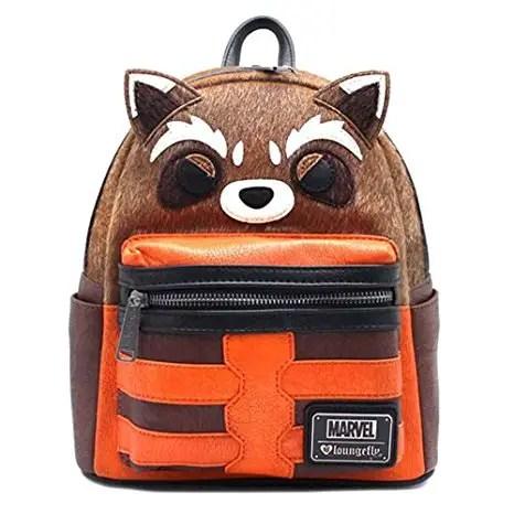 Rocket Raccoon Mini Backpack