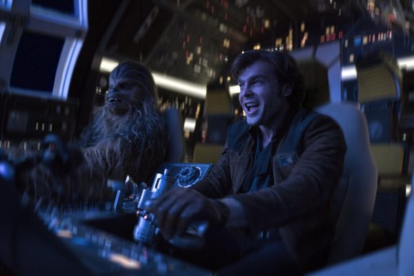 SOLO: A STAR WARS STORY New TV Spot 1