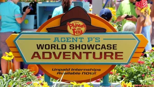 Agent P's World Showcase Adventure Now on My Disney Experience App 1