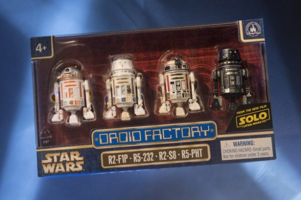 New Exclusive Star Wars Galactic Nights Merchandise 5