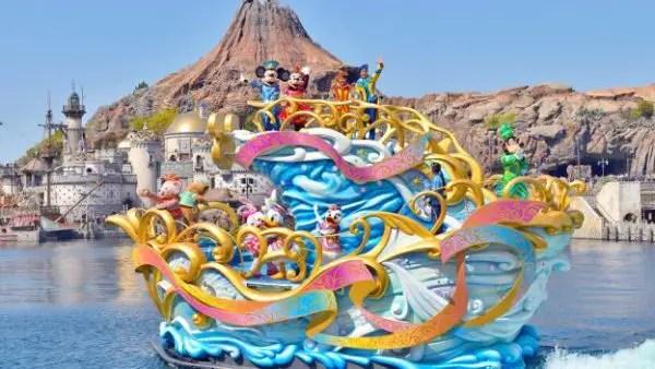 The 35th Anniversary Celebration of Tokyo Disney Resort's is Here 4