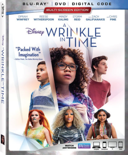 own Disney's A Wrinkle In Time