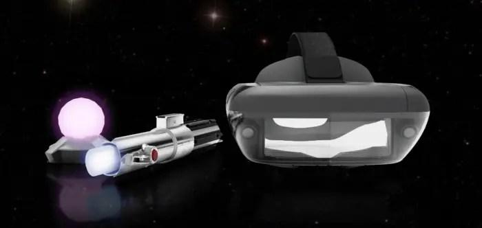 Star Wars: Jedi Challenges Lightsaber Battles 1