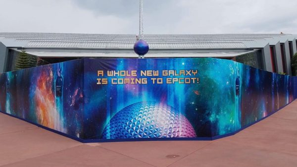 There's a New Guardians of the Galaxy Coaster Barrier Wall Up 1